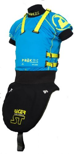Peak Racer ST Short | Blue